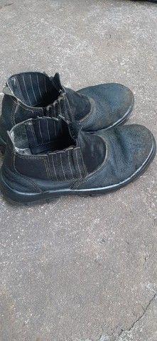 Calçado de segurança