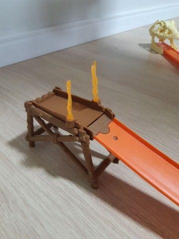 Pista caveira hotweels original sem avarias funcionando presente para criança   - Foto 4