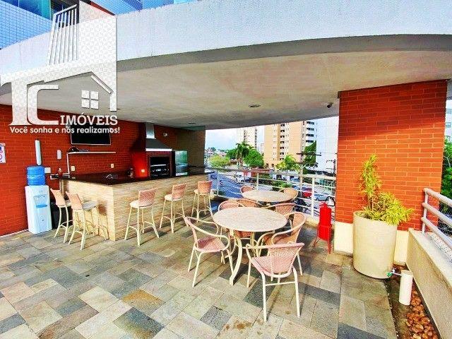 Vendo Apartamento The Sun - Parque 10, próximo ao Detran/110m²/3 Qtos  - Foto 19