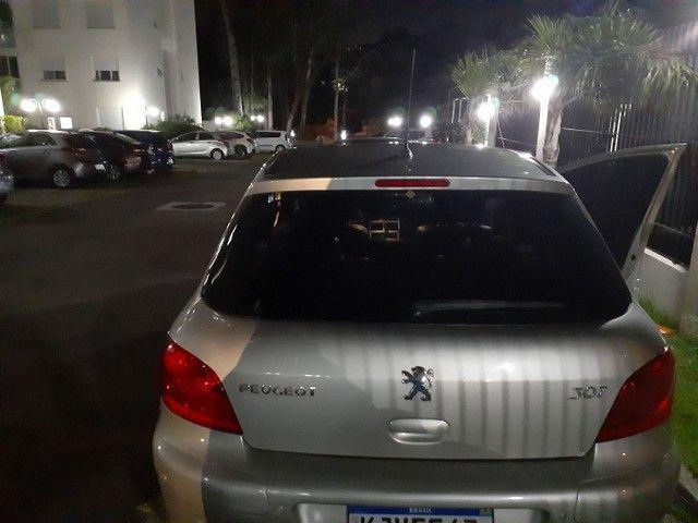 Peugeot 307 ,1.6   16 PR PK a alco/gosol ano 208 - Foto 16
