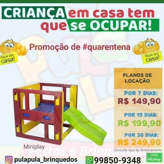 Super Promoção: Aluguel de Pula Pula Por 7, 15 e 30 dias venha já conferir - Foto 5