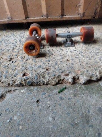 Rodinhas de skates conpleta - Foto 3