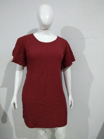 Vestido Feminino Plus Size Grande GG XXG - Foto 6
