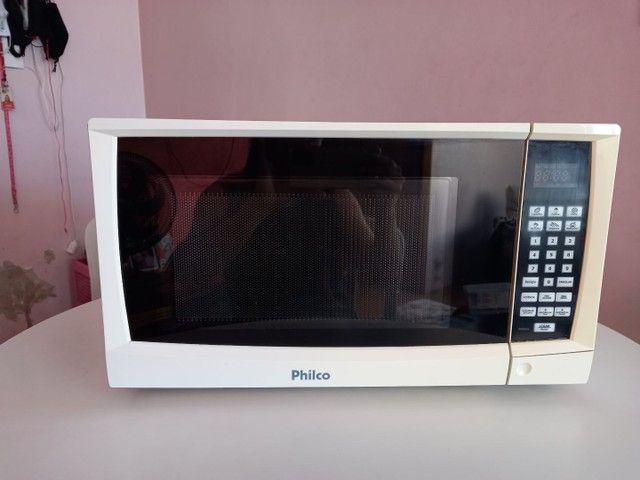 Micro-ondas philco 150,00
