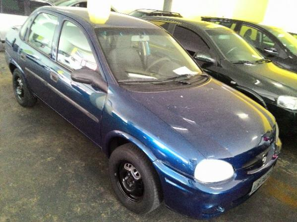 GM CORSA SEDAN 1.0 ORIG. ALCOOL