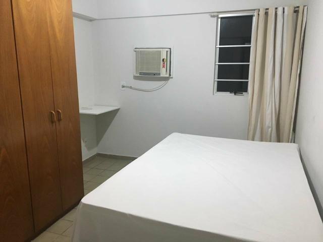 Apartamento mobiliado 3 quartos 2 vagas 2 quadra em stella maris, Jatiúca