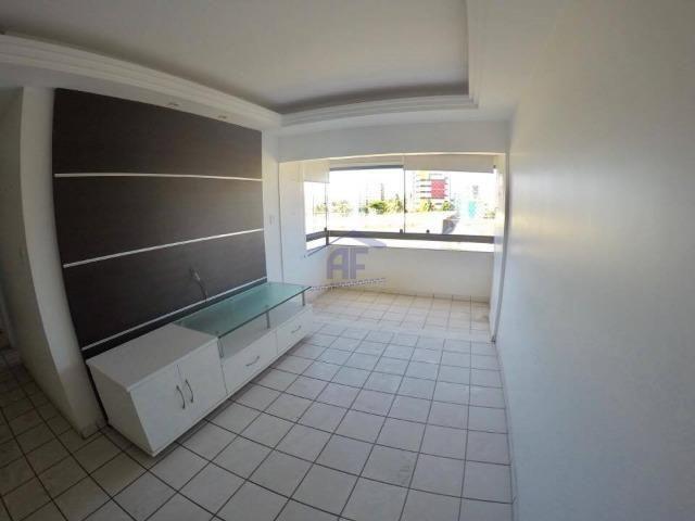 Apartamento com 3 quartos sendo 1 suíte - Edifício Kaiuá - Jatiúca