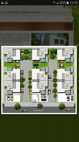 5 quartos, 4 suítes, piscina, churrasqu - Foto 20