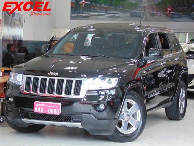 Jeep Grand Cherokee Limited 3.6 4X4 V6 Automatico 2012