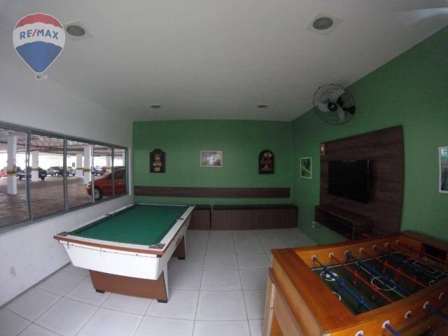 Apartamento 03 quartos próximo ao riomar kennendy no jardins residence club - Foto 12