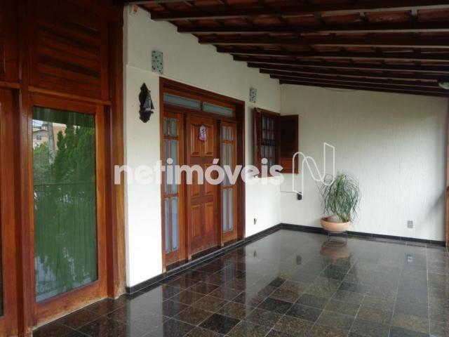 Casa à venda com 4 dormitórios em João pinheiro, Belo horizonte cod:55200 - Foto 4