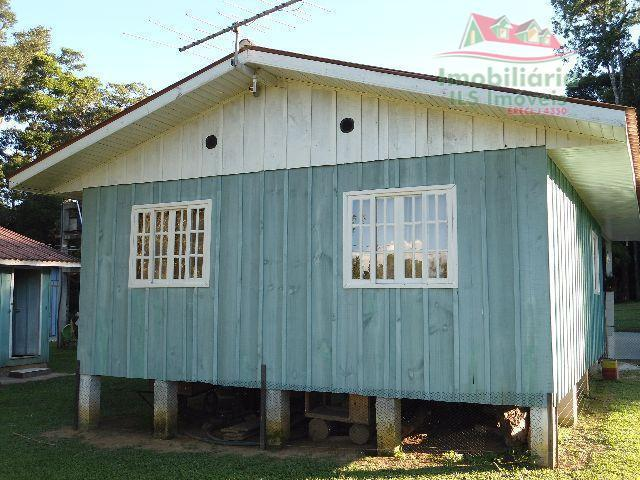 Chácara rural à venda, campo largo da roseira, são josé dos pinhais - ch0026. - Foto 4