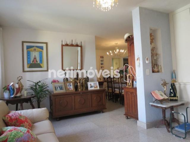 Apartamento à venda com 4 dormitórios em Funcionários, Belo horizonte cod:735808 - Foto 2
