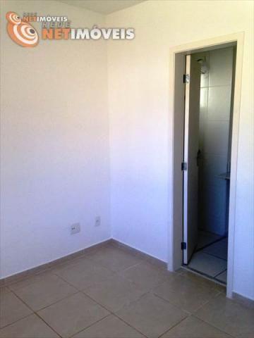 Apartamento à venda com 3 dormitórios em Cinquentenário, Belo horizonte cod:541611 - Foto 4