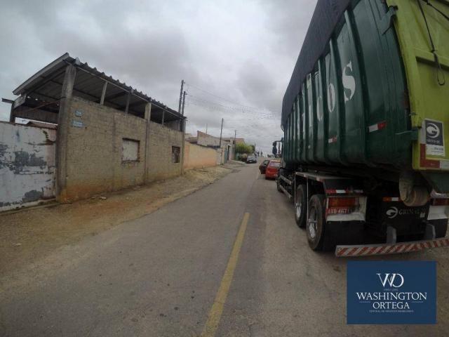 Lote/terreno para venda no bairro quississana - são josé dos pinhais/pr. - Foto 6