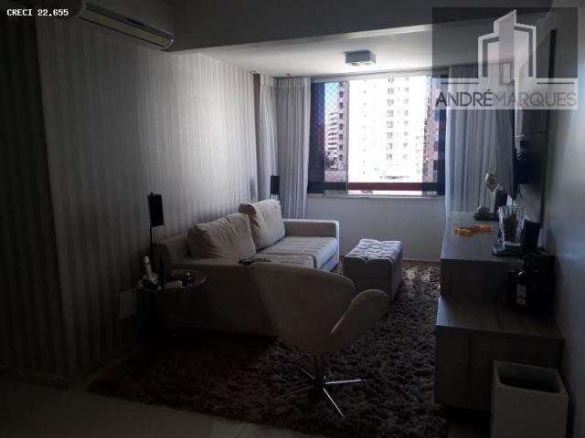 Apartamento para venda em salvador, caminho das árvores, 3 dormitórios, 1 suíte, 2 banheir - Foto 3