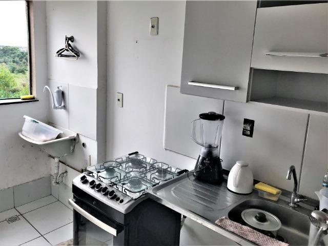 Ótimo apartamento 2 quartos em condomínio fechado com lazer completo - Foto 3
