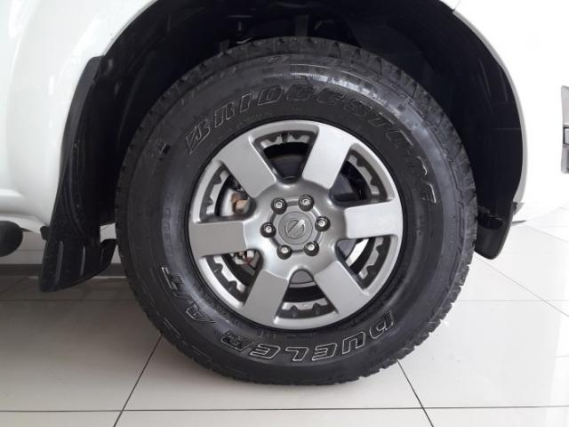 Nissan Frontier 2014 2.5 sv attack 4x4 cd turbo eletronic diesel 4p manual - Foto 7