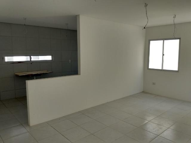 Sua casa com 2 quartos 60m² Pronta pra morar ou na planta! Ligue agora - Foto 3