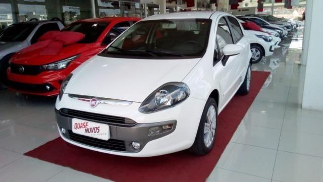 Fiat Punto PUNTO ESSENCE 1.6 AUT 4P