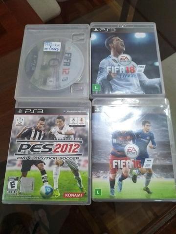 Jogos originais usados para PS3 - Foto 3
