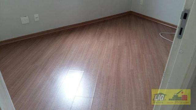 excelente apartamento com 2 dormitórios sendo uma suíte - Foto 12