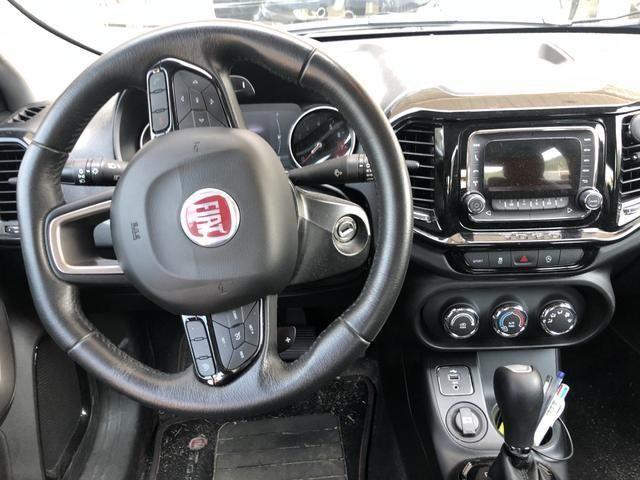 Fiat Toro Freedon 1.8 2018 completa com gnv 5 geração auto top de linha procurar Martins - Foto 2
