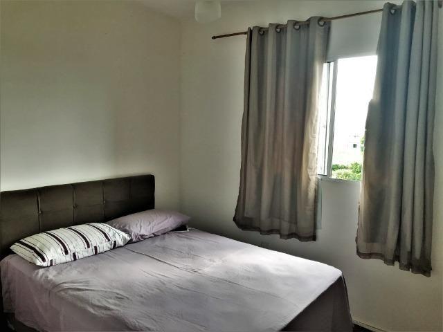 Ótimo apartamento 2 quartos em condomínio fechado com lazer completo - Foto 5