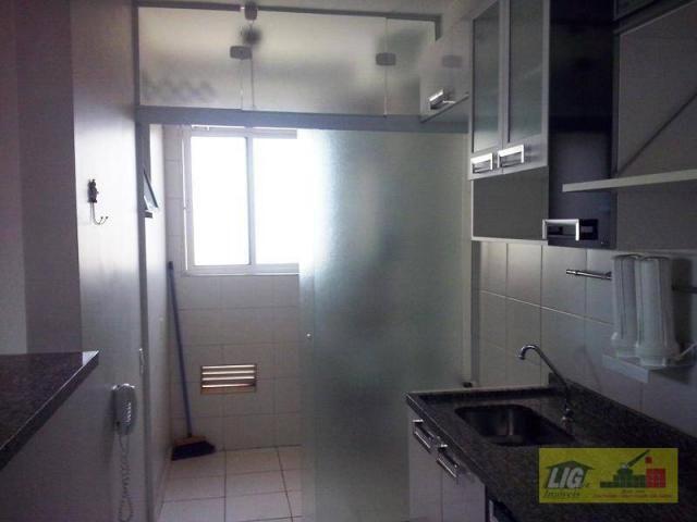 excelente apartamento com 2 dormitórios sendo uma suíte - Foto 8