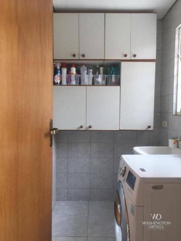 Sobrado à venda, 117 m² por r$ 460.000,00 - aristocrata - são josé dos pinhais/pr - Foto 8