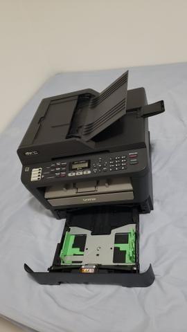Impressora multifuncional Laserjet Brother MFC 7460