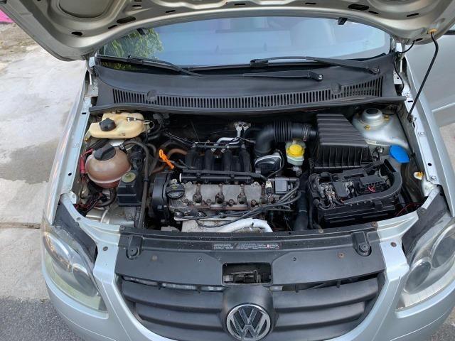 VW Fox 1.6 Plus 2009 4 Portas Completo: - Foto 6