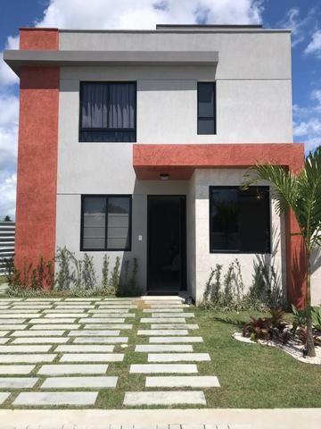 Casa Duplex de 4/4 e 2 Suítes (1 Master) - Planta Inteligente Amplição - 200m da Nóide