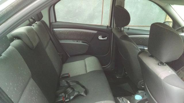 Renault Logan 2010/2011 - 1.6 8V - Revisado - Doc Pago - Foto 9