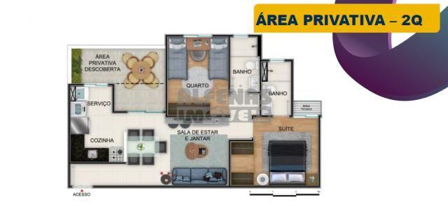 Área privativa à venda, 3 quartos, 2 vagas, nova suissa - belo horizonte/mg - Foto 14