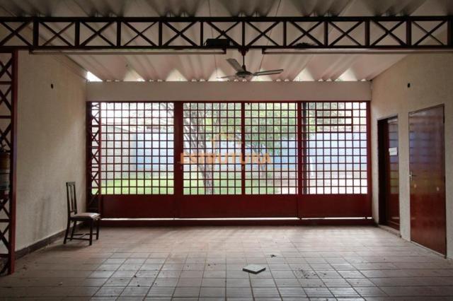 Salão para alugar, 250 m² por r$ 4.000,00/mês - centro - rio claro/sp