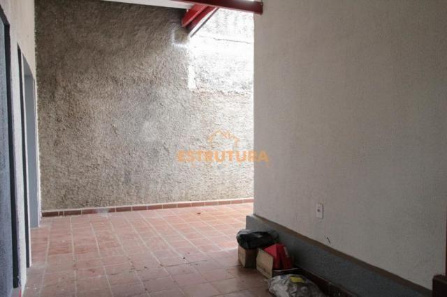 Salão para alugar, 250 m² por r$ 4.000,00/mês - centro - rio claro/sp - Foto 2