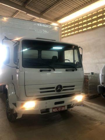 Caminhão Mercedes 1214 98 pronta pra rodar - Foto 7