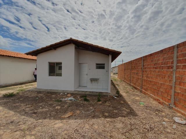 Vendo Desistência de Casa Res. Simplício Dias Parnaíba - Foto 5