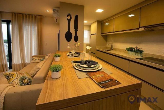 Studio com 1 dormitório à venda, 55 m² por R$ 259.836,24 - Centro - Foz do Iguaçu/PR - Foto 13