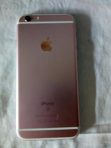 IPhone 6s Rose impecável sem defeito - Foto 4