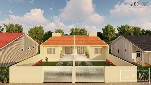 Casa à venda com 2 dormitórios em Itajuba, Barra velha cod:71976