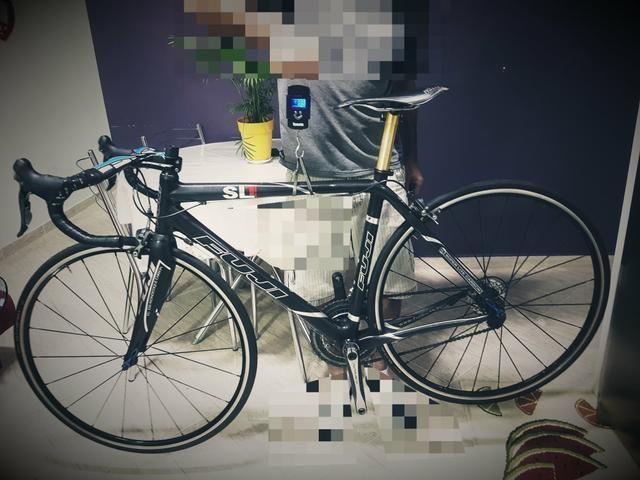 Speed fuji sl1 dura ace 6.8kg full carbon - Foto 2