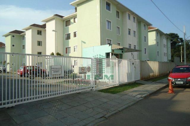 Apartamento em Curitiba bairro Augusta / Caiuá - 2 quartos - 54m2 - 123 mil