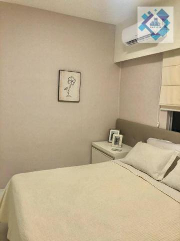 Apartamento com 3 dormitórios à venda, 127 m² por R$ 429.000 - Engenheiro Luciano Cavalcan - Foto 15