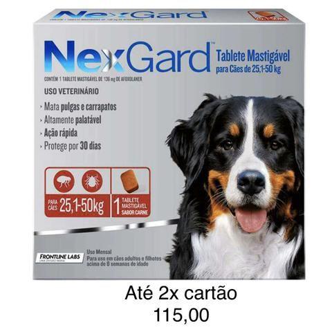 NEXGARD Antipulgas e Carrapatos - Foto 4
