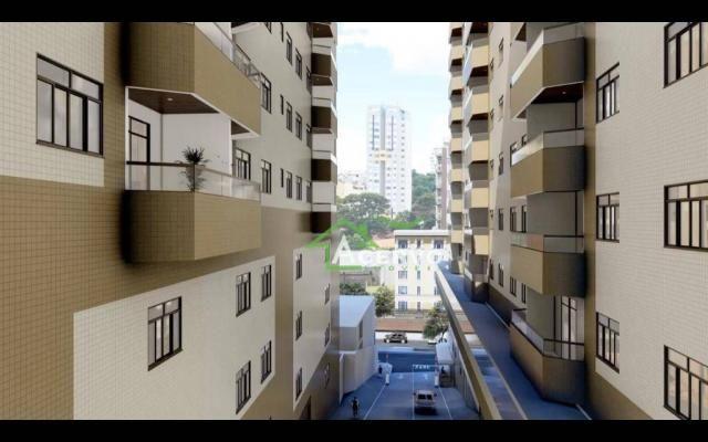 Cobertura com 3 dormitórios à venda por r$ 651.600 - são mateus - juiz de fora/mg - Foto 2