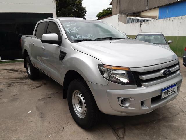 Ford ranger 2015 xl cd 4x4 22h diesel nova 71.900,00 - Foto 4