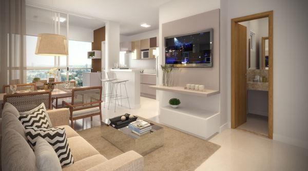 Apartamento  com 2 quartos no Residencial Brava Bueno - Bairro Setor Bueno em Goiânia - Foto 3