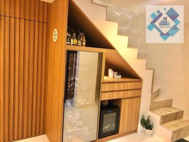Apartamento com 3 dormitórios à venda, 127 m² por R$ 429.000 - Engenheiro Luciano Cavalcan - Foto 2